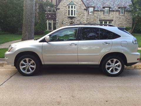 2008 Lexus RX 350 for sale at You Win Auto in Burnsville MN