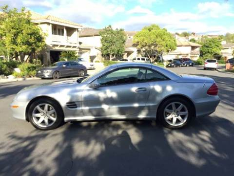 2003 Mercedes-Benz SL-Class for sale at You Win Auto in Metro MN
