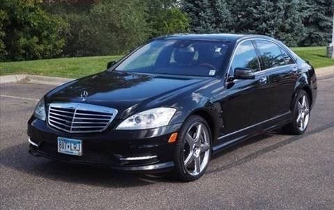 2011 Mercedes-Benz S-Class for sale at You Win Auto in Metro MN