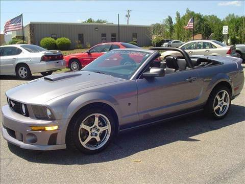 2007 Ford Mustang for sale at Cars R Us in Chanute KS