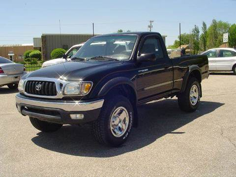 2001 Toyota Tacoma for sale at Cars R Us in Chanute KS