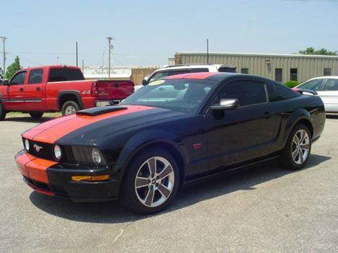 2008 Ford Mustang for sale at Cars R Us in Chanute KS