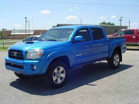 2005 Toyota Tacoma for sale at Cars R Us in Chanute KS
