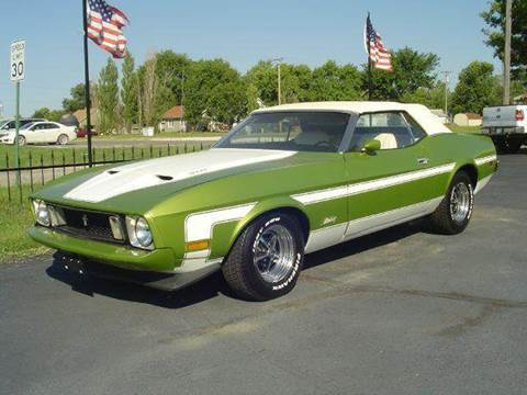 1973 Ford Mustang for sale at Cars R Us in Chanute KS