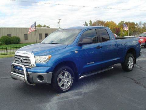 2007 Toyota Tundra for sale at Cars R Us in Chanute KS