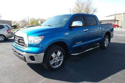 2008 Toyota Tundra for sale at Cars R Us in Chanute KS