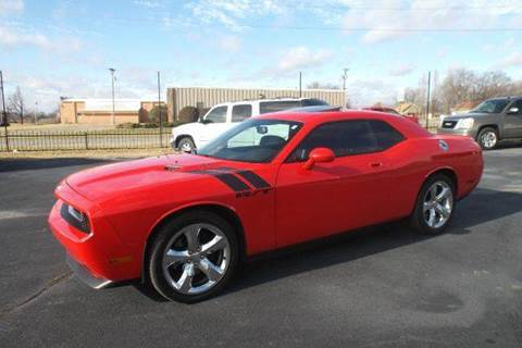 2009 Dodge Challenger for sale at Cars R Us in Chanute KS