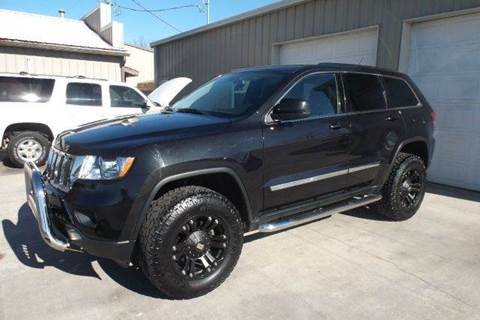 2013 Jeep Grand Cherokee for sale at Cars R Us in Chanute KS