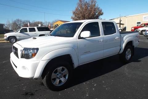 2011 Toyota Tacoma for sale at Cars R Us in Chanute KS