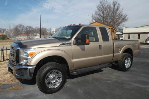 2011 Ford F-250 Super Duty for sale at Cars R Us in Chanute KS
