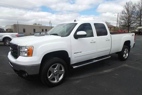 2011 GMC Sierra 2500HD for sale at Cars R Us in Chanute KS
