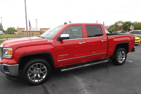 2014 GMC Sierra 1500 for sale at Cars R Us in Chanute KS