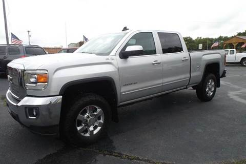 2015 GMC Sierra 2500HD for sale at Cars R Us in Chanute KS