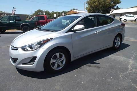 2014 Hyundai Elantra for sale at Cars R Us in Chanute KS