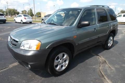 2003 Mazda Tribute for sale in Chanute, KS