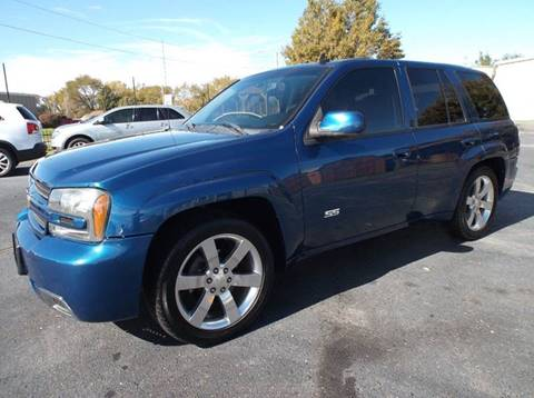 2006 Chevrolet TrailBlazer for sale at Cars R Us in Chanute KS