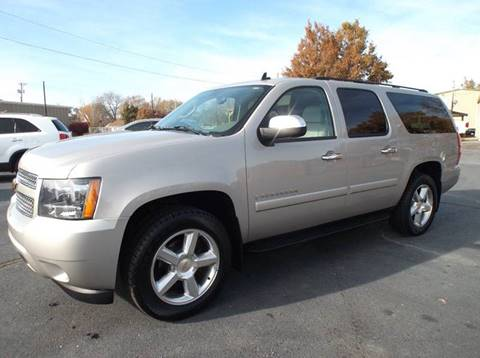 2007 Chevrolet Suburban for sale at Cars R Us in Chanute KS