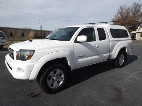 2010 Toyota Tacoma for sale at Cars R Us in Chanute KS