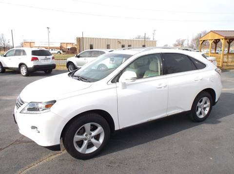 2013 Lexus RX 350 for sale at Cars R Us in Chanute KS