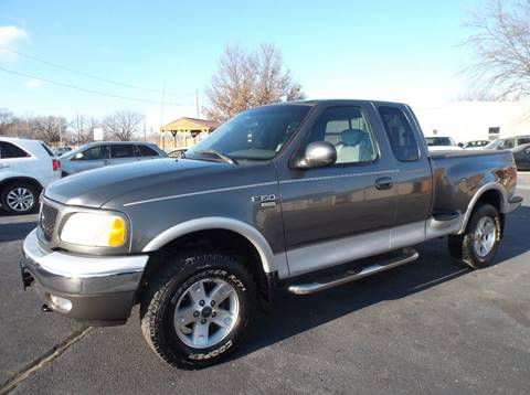 2002 Ford F-150 for sale at Cars R Us in Chanute KS