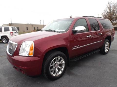 2011 GMC Yukon XL for sale at Cars R Us in Chanute KS