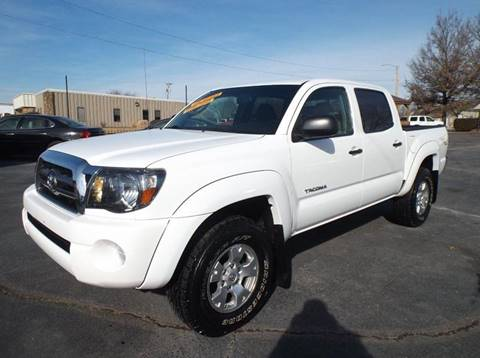 2009 Toyota Tacoma for sale at Cars R Us in Chanute KS