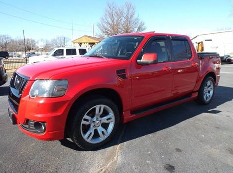 2010 Ford Explorer Sport Trac for sale at Cars R Us in Chanute KS