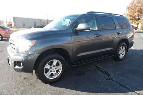 2012 Toyota Sequoia for sale at Cars R Us in Chanute KS