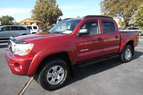 2008 Toyota Tacoma for sale at Cars R Us in Chanute KS
