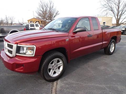 2011 RAM Dakota for sale at Cars R Us in Chanute KS