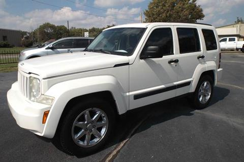 2009 Jeep Liberty for sale in Chanute, KS