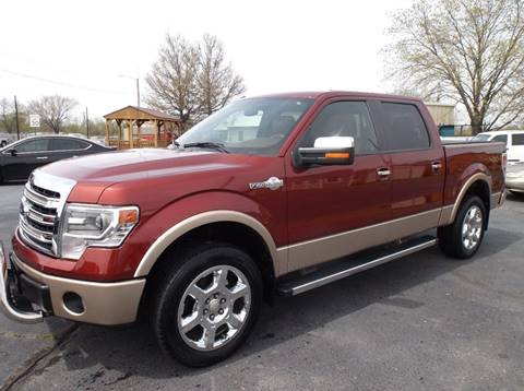 2014 Ford F150 For Sale >> Ford F 150 For Sale In Chanute Ks Cars R Us