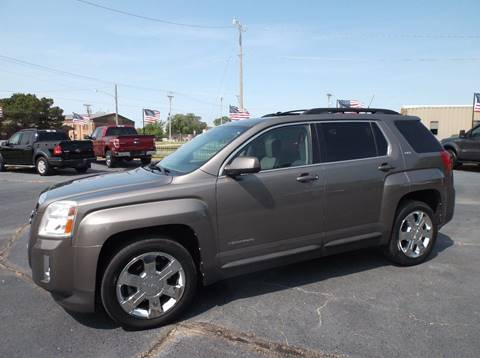2010 GMC Terrain for sale at Cars R Us in Chanute KS