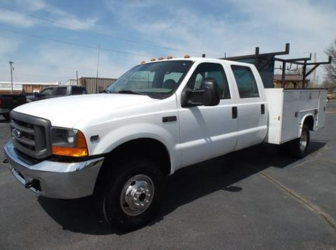 2001 Ford F-350 Super Duty for sale at Cars R Us in Chanute KS
