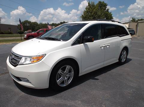 2012 Honda Odyssey for sale at Cars R Us in Chanute KS