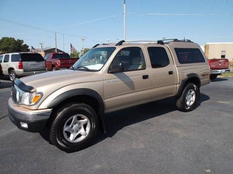 2003 Toyota Tacoma for sale at Cars R Us in Chanute KS