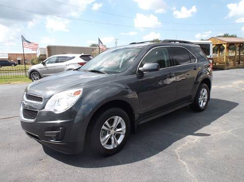 2010 Chevrolet Equinox for sale at Cars R Us in Chanute KS