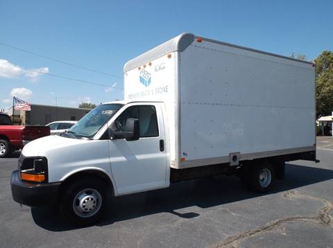 2009 Chevrolet Express Cargo for sale at Cars R Us in Chanute KS