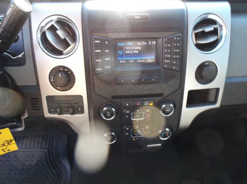 2013 Ford F-150 4x4 STX 4dr SuperCab Styleside 6 5 ft  SB In