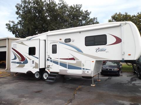 2006 Forest River Cardinal For Sale In Chanute KS