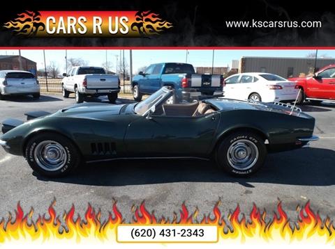 1968 Chevrolet Corvette for sale at Cars R Us in Chanute KS