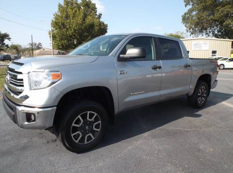 2017 Toyota Tundra for sale at Cars R Us in Chanute KS