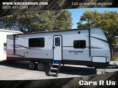 2020 Keystone Springdale for sale at Cars R Us in Chanute KS