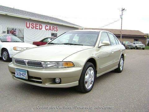 2001 Mitsubishi Galant for sale at Country Side Car Sales in Elk River MN