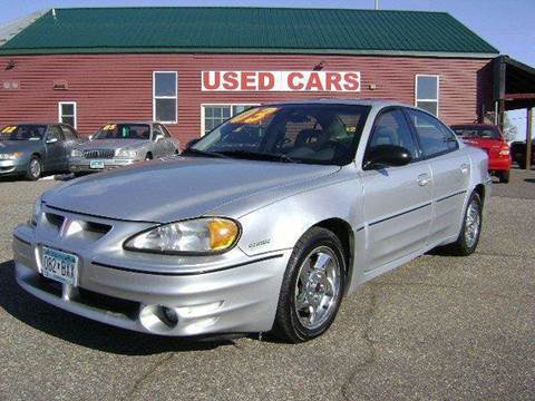 2003 Pontiac Grand Am for sale at Country Side Car Sales in Elk River MN