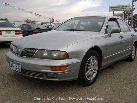 2002 Mitsubishi Diamante for sale at Country Side Car Sales in Elk River MN