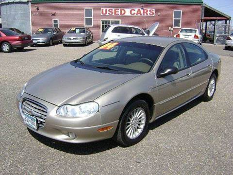 2004 Chrysler Concorde LXi for sale at Country Side Car Sales in Elk River MN