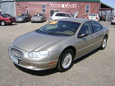 2004 Chrysler Concorde for sale at Country Side Car Sales in Elk River MN
