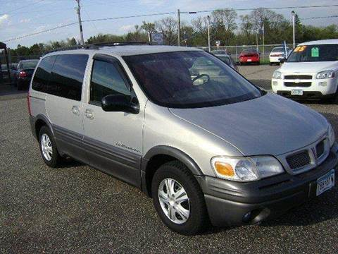 2000 Pontiac Montana for sale in Elk River, MN