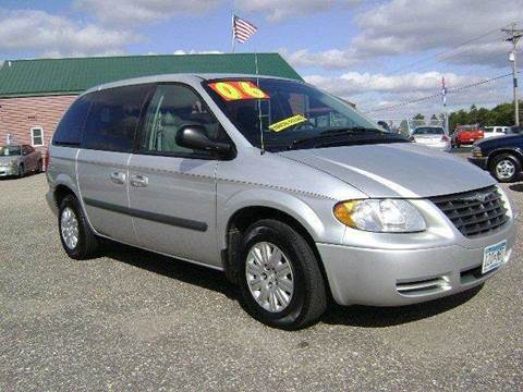 2006 chrysler town and country for sale in minnesota. Black Bedroom Furniture Sets. Home Design Ideas